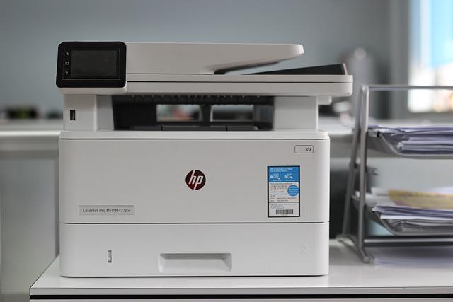 Objawy zużycia bębna w drukarce