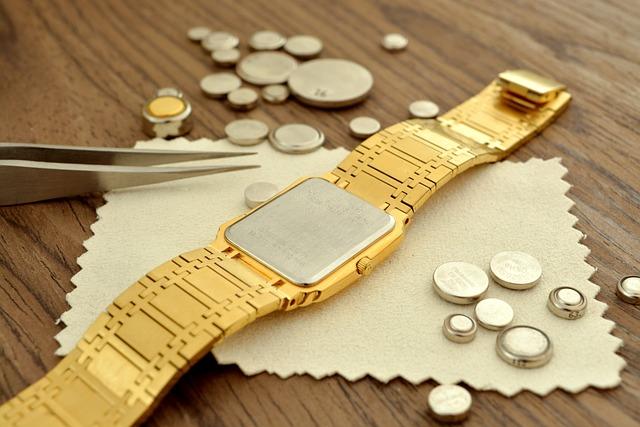 Jak wymienić baterię w zegarku?